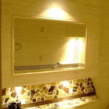 Łazienka mojego projektu i wykonania nr 2