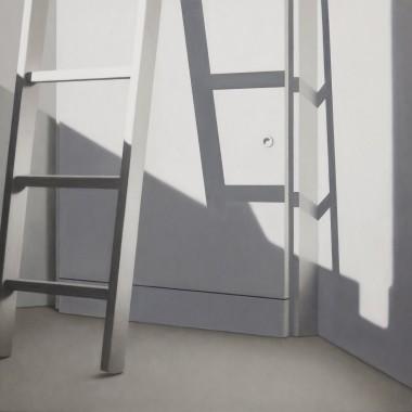 Ronald Bowen..Hyper-realist .Amerikan painter in France