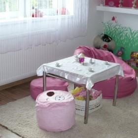 Pokój mojej córeczki.