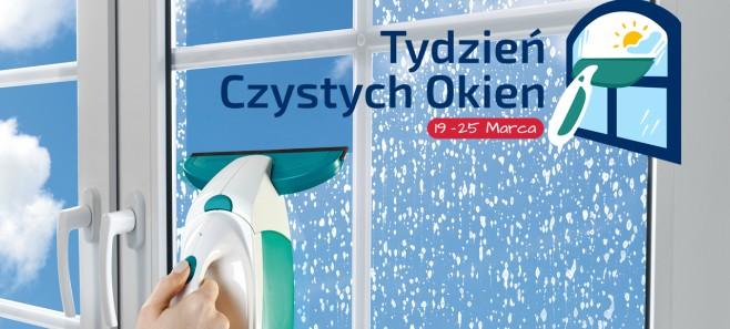 Oglądaj świat przez czyste okna. 19-25 marca już po raz piąty obchodzimy Tydzień Czystych Okien