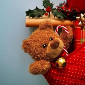 Jak zrobić świąteczną skarpetę?