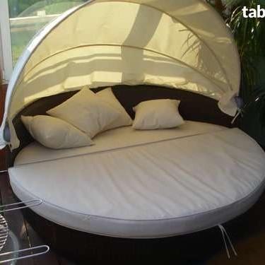 piękne,wygodne i modne lózka/siedzenia ogrodowe
