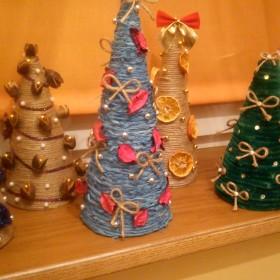 Świąteczne robótki ręczne :)