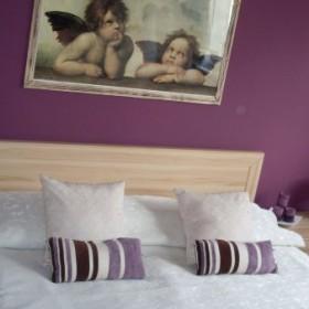 zmiany w sypialni....