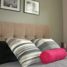 Kolejna kolorystyczna odsłona sypialni