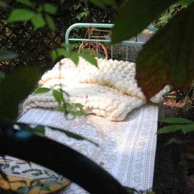 """.....lubię i jedną i drugą :) szkoda ,że ta ogrodowa wkrótce będzie już """"nieczynna"""" ,ale póki dopisuje pogoda korzystam na maksa :)"""