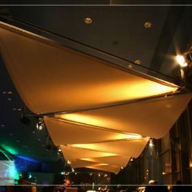 Projekty wnętrz restauracji - Kawiarnia Filmowa Cafe w Krakowie