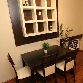 Kuchnia stylizowana do małego mieszkania