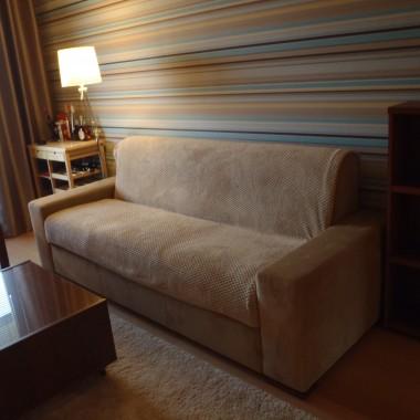 Duży pokój przed i po