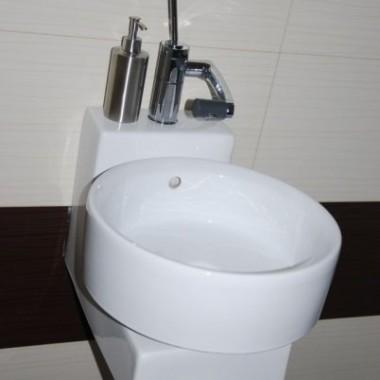 jeszcze trochę łazienki...
