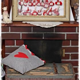 Kalendarz adwentowy i świąteczne różności:))