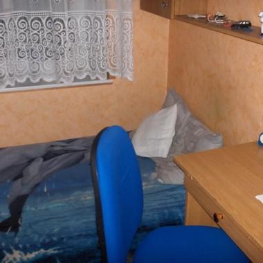 Jego pokój...