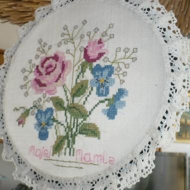 ...............i róże i fiołki...........dla Mamy.............