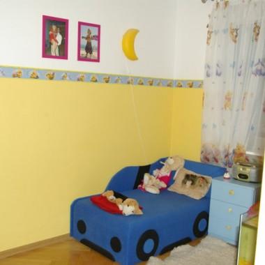 Moje mieszkanie - pokój córki