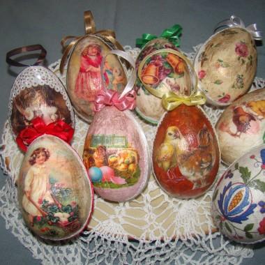 kolejne jajka
