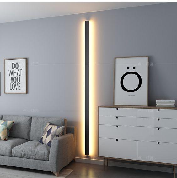Salon, Kinkiet LED - 4fundesign.com - Kinkiet LED -4fundesign.com