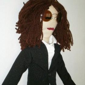 """Lalki z kolekcji ,,Szkoła 69"""" lalka personalizowana.Monroe"""