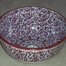 Marokańskie umywalki oraz marokańskie płytki