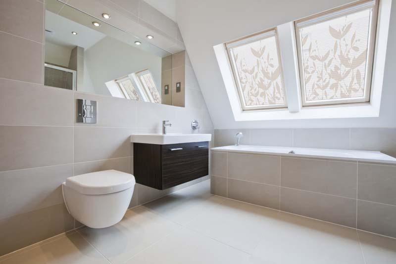 Jak Odmienić łazienkę Bez Kucia Płytek Deccoriapl