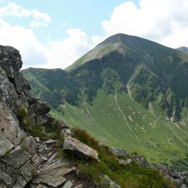 Wyprawa na Bystrą i Błyszcz Tatry Zachodnie