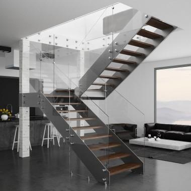 Przewodnik po schodach – najbardziej oryginalne wzory 2017 roku