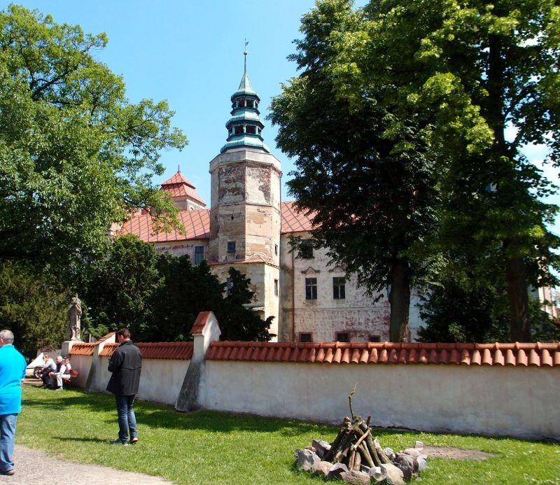 Podróże, Zamek  w Niemodlinie