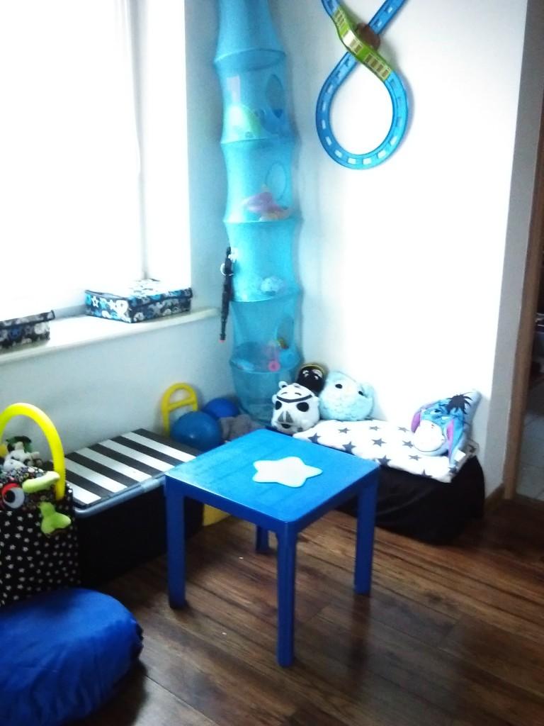 Pokój dziecięcy, Pokój Kacperka (1,5roku)
