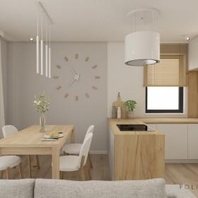 Ciepłe, jasne mieszkanie