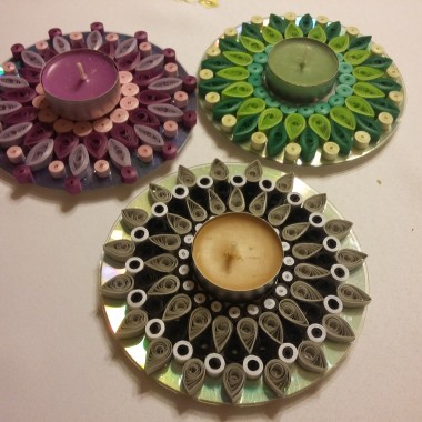 QUILLING... ozdoby ...