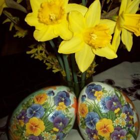 Dekoracje- Wielkanoc 2014