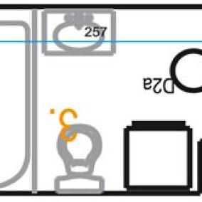 Łazienka 4,2 m2 pomóżcie