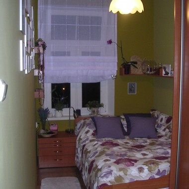 Maleńka sypialnia