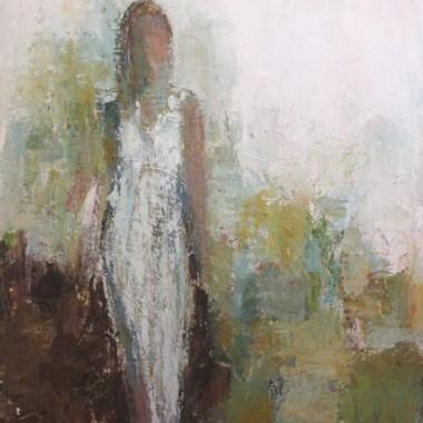 """sypialniane przerywniki i """"świtezianki"""" z obrazów Holly Irwin"""