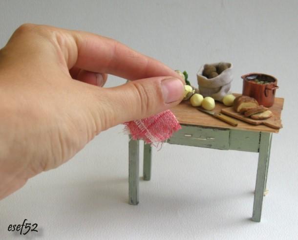 Dekoracje, Lalkowo - miniaturkowo