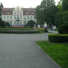 Mozartiana..........w Parku Oliwskim..........