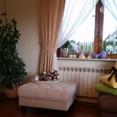 Przedwielkanocny salon