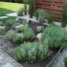 Ogródek ziołowy