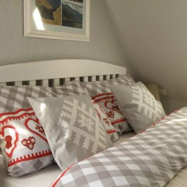Sypialnia nieco odmieniona :)