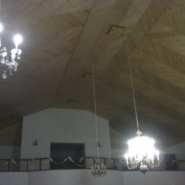 sufity z drewna