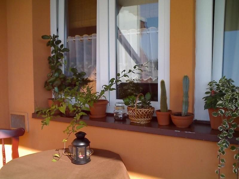 Balkon, balkon:-)