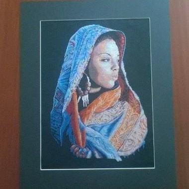 Afrykańska Lady