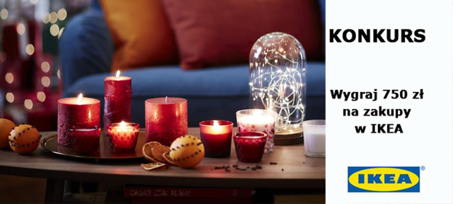 KONKURS: święta z IKEA - [WYNIKI]