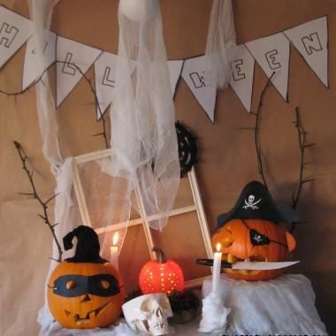 Wystrój na halloween