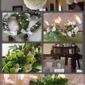 Amarant - art - dekoracje weselne
