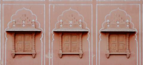 Styl indyjski we wnętrzach