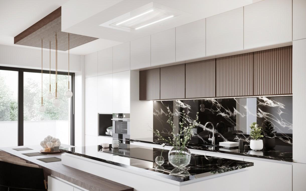 Kuchnia, Kuchnia nowoczesna - Grand Super Slim White
