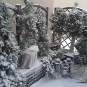 Mikołajkowy prezencik od pani Zimy:)))