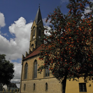 Kościół-bardzo piekny.