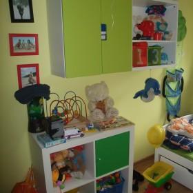 pokój trzylatka