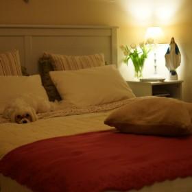 mała zapowiedź niedokończonej sypialni
